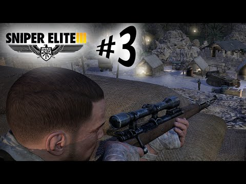 sniper elite iii africa - playstation 4