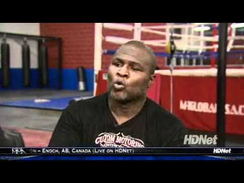 James Toney interview on Inside MMA