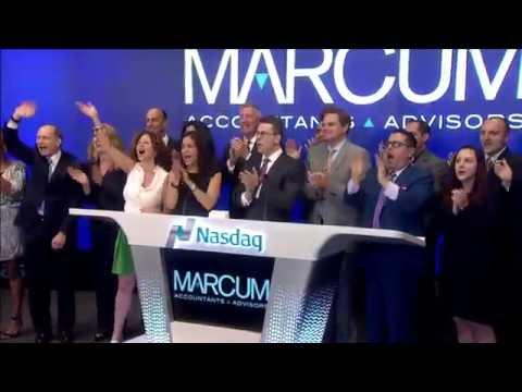 Marcum LLP Rings Nasdaq Closing Bell