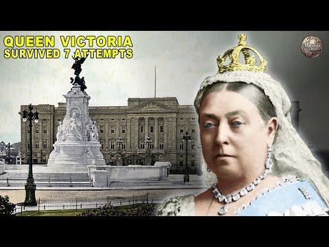 How Did Queen Victoria Survive 7 Assassination Attempts?