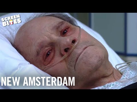 This Emotional Moment Brings Dr. Kapoor To Tears | New Amsterdam | SceneScreen