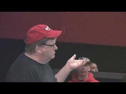 Michael Moore on Medicare & Medicaid