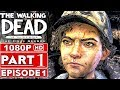 THE WALKING DEAD Season 4 EPISODE 1 Gameplay Wathrough Part 1 - No Commentary