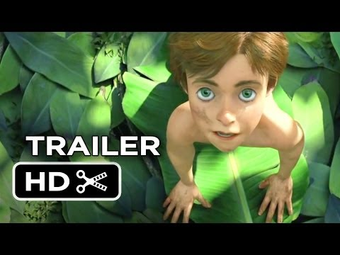 Tarzan 3D Official Full-Length Trailer (2013) – Kellan Lutz Movie HD