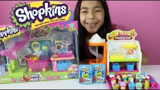 Shopkins Small Mart- Shopkins Blind Baskets -Shopkins Toys|B2cutecupcakes