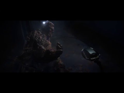 """Fantastic Four (2015) - CLIP (4/5): """"The Thing"""""""
