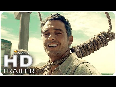 BUSTER SCRUGGS Official Trailer (2018) James Franco, Liam Neeson Netflix Movie HD