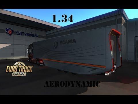MB AeroDynamic Trailer v1.0 by AM