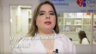 Momento Clinic Farma - O que são medicamentos genéricos? Podemos confiar?