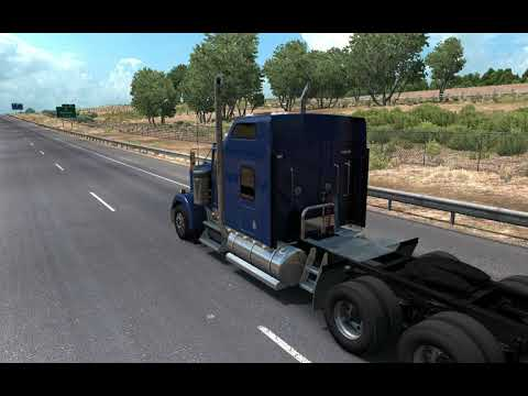 Kenworth W900 engine sound 1.37