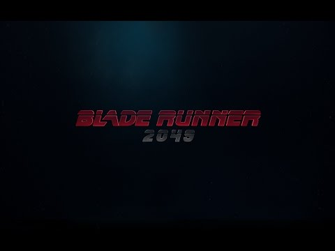 Blade Runner 2049 Announcement Trailer