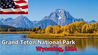 USA TODAY LIFE  ♥ Grand Teton National Park, Wyoming, USA