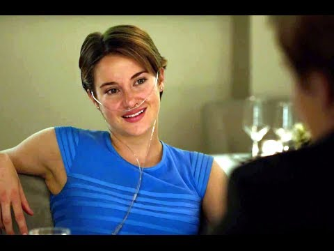 The Fault In Our Stars Official Trailer (HD) Shailene Woodley