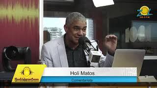 Holi Matos comenta designación del nuevo cónsul Andres Boció fue acusado de traficar haitianos