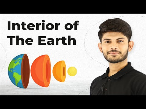 Interior of the Earth | Inside our Earth | Geography | Class 7 | Magnet Brains