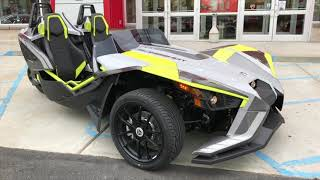8. 2018 Polaris Slingshot SLR LE | First Look