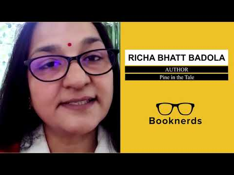 Testimonial|Richa Bhatt Badola|Writer|Pine in the Tale