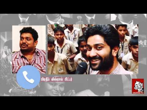 Vijay-TV-Airtel-Super-Singer-Controversy-Pradeep-Milroy-Peter-Interview