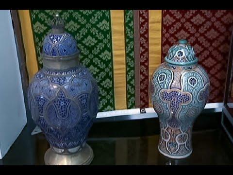 Exposição promove intercâmbio cultural entre Brasil e Marrocos