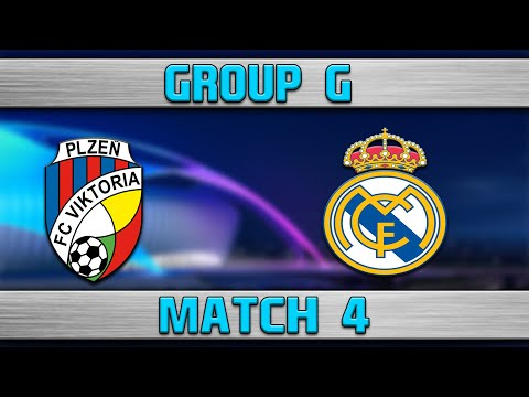 FIFA 19 | Plzeň - Real Madrid | UCL Group Stage - G | PS4/XONE