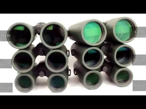 Відео огляд бінокля  Hawke Nature Trek 10x50 Top Hinge (Green)
