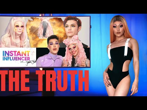 REACTING TO MY ELIMINATION || THE WIG DRAMA, INSTANT INFLUENCER TEA + DRAG TRANSFORMATION