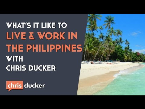 Living and Working in the Philippines