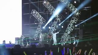 【Strawberry Alice】Akon, Shanghai Mercedes Benz Arena , 08/11/2016.