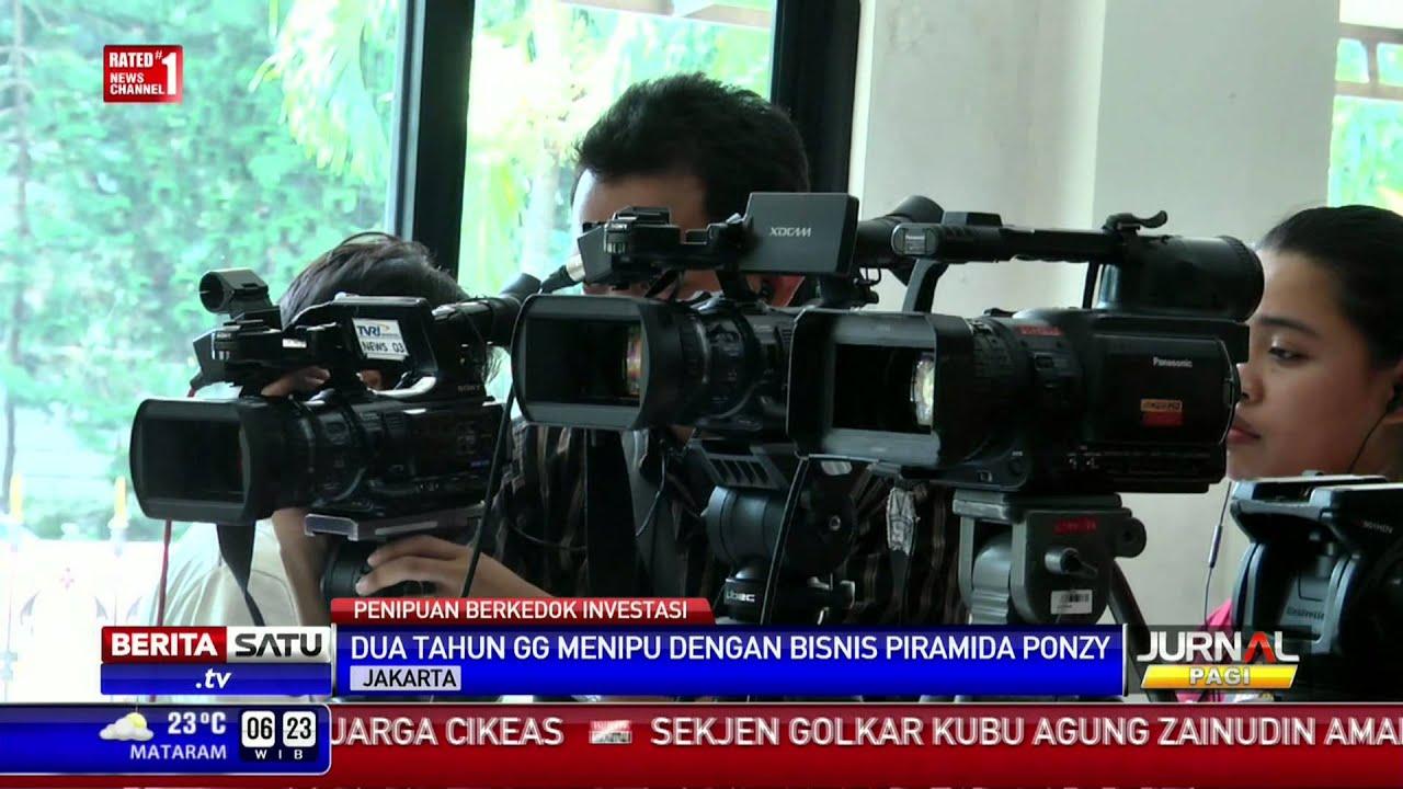 Beritasatu Tv Kutipan Investasi Bodong