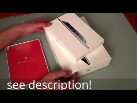 Ipad Mini unboxing – Commercial (Official) [Ipad Mini Commercial]