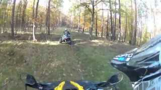 11. ATV - CAN AM Renegade 800 Xxc catch me if you can... ''lol'' [HD]