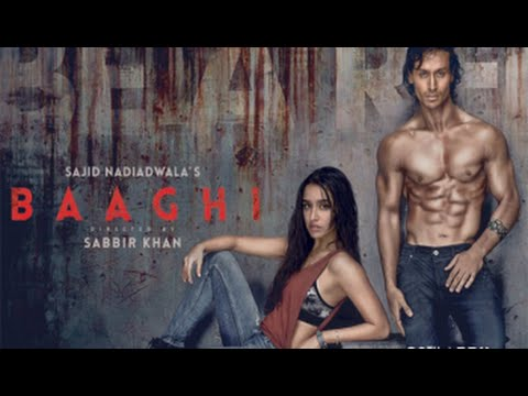 Baaghi: A Rebel For Love Trailer 2016 | Tiger Shroff, Shraddha Kapoor | On Location Stunts