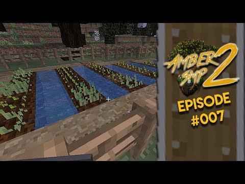 Farmer Matt! (Amber SMP Season 2 Episode 7)