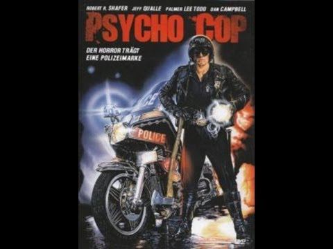 Psycho Cop 1989 Full Movie V H S