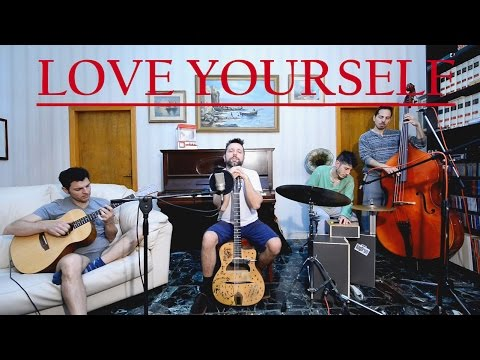 Justin Bieber - Love Yourself (Dario Pinelli & The IGF Trio - Pijama Acoustic Cover)