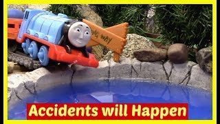 Video Thomas and Friends Accidents will Happen Compilation | Toy Trains Thomas the Tank MP3, 3GP, MP4, WEBM, AVI, FLV Juni 2019