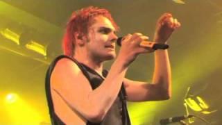 "Video My Chemical Romance: ""Teenagers"" (Live in München) MP3, 3GP, MP4, WEBM, AVI, FLV Oktober 2018"
