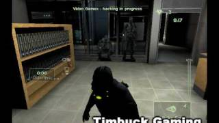 Splinter Cell Chaos Theory Versus - River Mall Story (Spy)