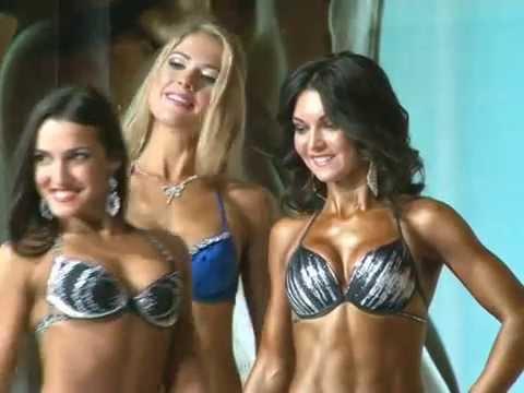 В Самаре прошел чемпионат по фитнес-бикини