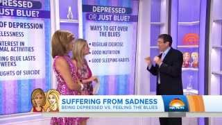 Today Show: Are you Depressed or Just Sad?