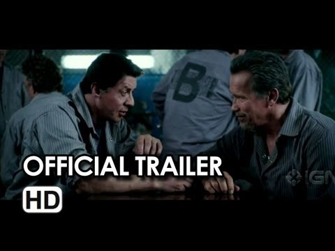Escape Plan Official Trailer #1 (2013) – Arnold Schwarzenegger, Sylvester Stallone Movie HD