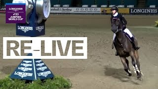LIVE 🔴 | Longines FEI Jumping World Cup™ NAL 2018/19 | Del Mar | CWD 1.45m