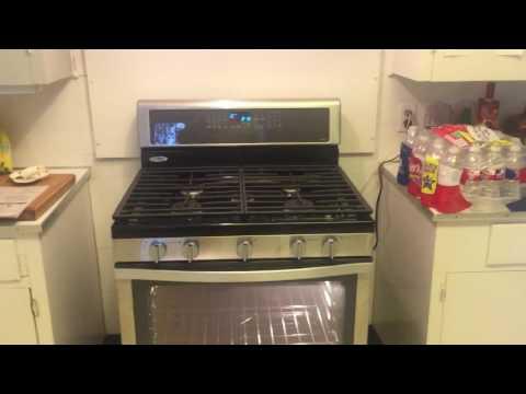 Whirlpool Range oven burner will not light fix. December 4, 2016