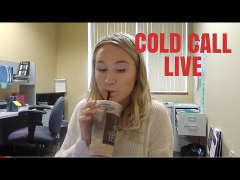 Download Live Cold Call To A Business Owner Video 3GP Mp4 FLV HD Mp3