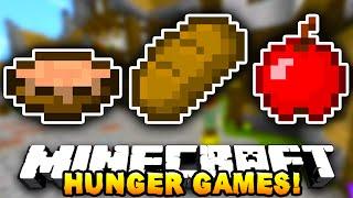 """Minecraft HUNGER GAMES #1 """"IRON SWORD!"""" w/ PrestonPlayz&Kenny"""