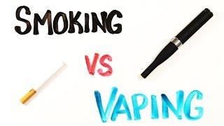 Download Youtube: Smoking vs Vaping