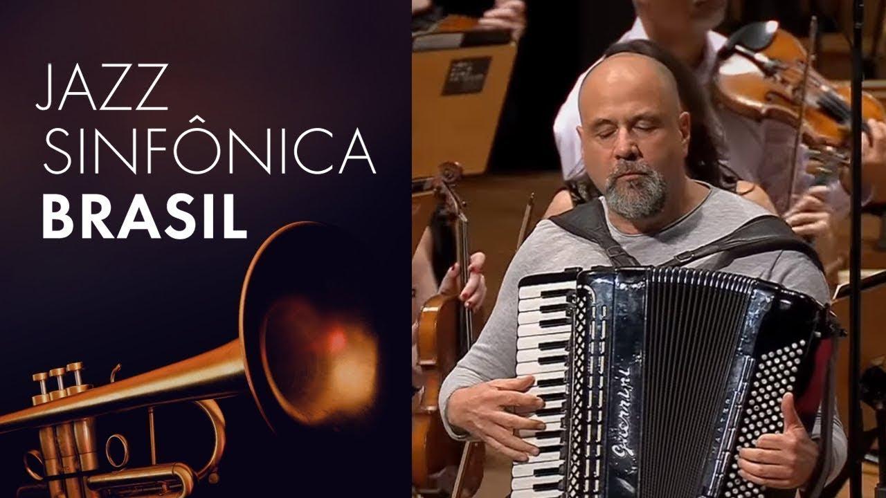 Toninho Ferragutti   Jazz Sinfônica Brasil