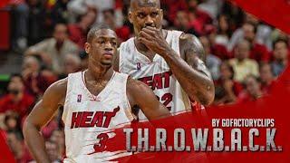 Throwback: Dwyane Wade 2005 Playoffs ECF Highlights vs Detroit Pistons