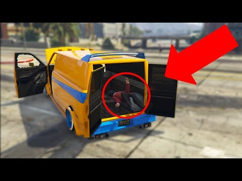 KIDNAPPING PEOPLE ONLINE! *FAIL!* | GTA 5 THUG LIFE #141