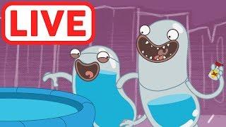 Video Hydro et Fluid LIVE   La science est amusante!   Dessins Animés pour Enfants   WildBrain MP3, 3GP, MP4, WEBM, AVI, FLV Juni 2019